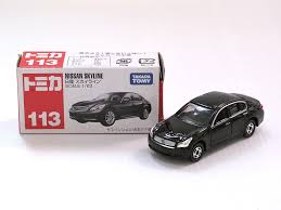 tomica nissan nissan skyline tomica no 113 diecast model car scale 1 63
