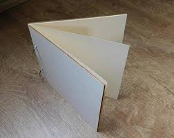 plain guest book plain ivory guest book diy guest book pearlescent ivory