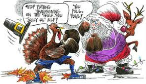 before thanksgiving politics revealed