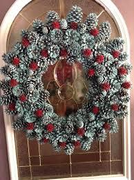 pine cone wreath pine cone wreath hometalk