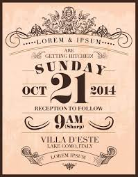 old wedding invitations paperinvite