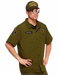 spirit halloween careers border patrol halloween costume is causing outrage on the internet