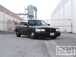ford crown victoria suspension installing coilovers springs