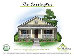 Spacious 3 Bedroom House Plans Custom Home Floor Plans Epic Homes South Carolina