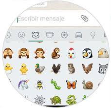 imagenes de animales whatsapp whatsapp se actualiza descubre cómo tener sus nuevos emojis solvetic