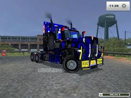 kenworth trucks bayswater ls 2013 mods part 9