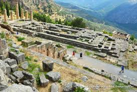 Delphi Greece Map by Holidays In Delphi Greece Vacations Greece Dreamingreece