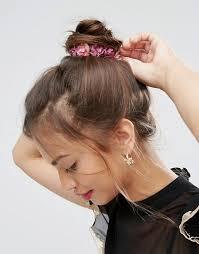 bun holder asos asos hair bun holder