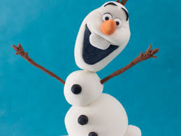 how to make olaf from frozen cakecentral com
