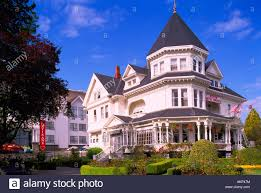 victoria bc british columbia canada gatsby mansion a