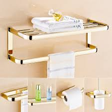 Bathroom Glass Shelves With Towel Bar Glass Shelves With Towel Bar Glass Bathroom Shelf With Towel Bar
