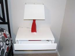 Floating Nightstand Shelf Sideboard Floating Shelves As Nightstand Floating Nightstand