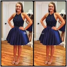 graduation gowns for sale fashion navy blue a line homecoming dresses 2017 hot sale
