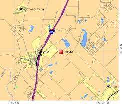 kyle map 78640 zip code kyle profile homes apartments schools