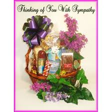 thinking of you gift baskets gift baskets denver colorado sympathy gift baskets bereavement gifts
