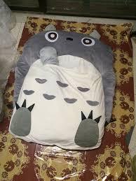 My Neighbor Totoro Single Sofa My Neighbor Totoro Sleeping Bag Sofa Bed Twin Bed Double Bed