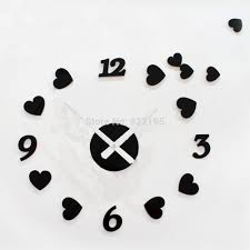 Small Decorative Wall Clocks Popular Diy Small Wall Clocks Buy Cheap Diy Small Wall Clocks Lots