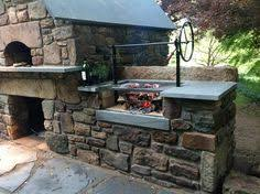Brick Oven Backyard by Outdoor Entertaining And Family Meals Backyard Pinterest