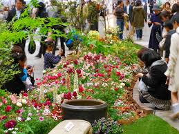 japan flower u0026 garden show 2014 at makuhari messe chiba pref