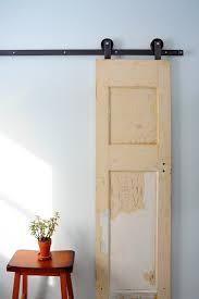 Barn Door Wall Decor by Double Top Mount Sliding Barn Door Hardware Kit Hingeless Idolza