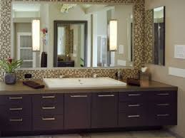 bathroom sinks with two faucets one sink two faucets and lighting