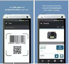 scan barcode android 10 best barcode scanner apps for android in 2018