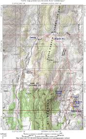 Arizona Blm Map by A Local Wander Why Not Walk To Arizona