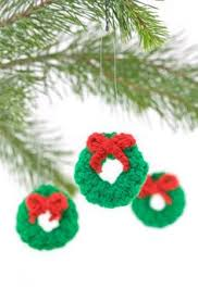 crochet decor for a family with small children no