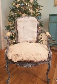 Antique Chair Repair French Chair Repair And Makeover Hometalk