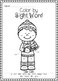 sight word coloring pages coloringsuite com