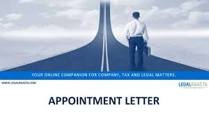 Appointment Letter Format For Hostel Warden Appointment Letter Pic Itbp On Twitter Itbp On Twitter
