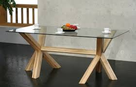 rectangle glass kitchen table oblong dining table peripatetic us