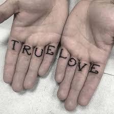 40 romantic love finger tattoo ideas golfian com