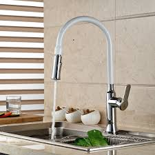 white kitchen faucets pull out white kitchen faucet product tour white kitchen faucet