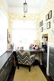 Unique Desks For Home Office Creative Ideas Home Office Furniture Unique Yellow Geometric