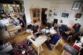 home office in swedish is hoffice