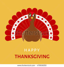 happy thanksgiving celebration design turkey stock vector