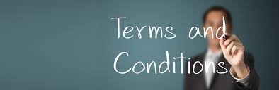 Terms Conditions Terms And Conditions Of Sale Moto Trek