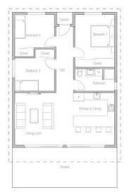 yes you can have a 3 bedroom tiny house 768 sq ft one for an