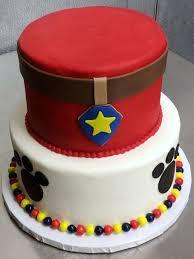 paw patrol party cake u2014 trefzger u0027s bakery