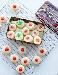 lemon scented u0027canada cornstarch u0027 shortbread cookies the tiffin box