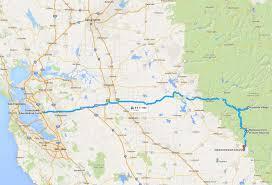 Yosemite Valley Map Yosemite National Park California Thu 14th To Fri 15th May 2015