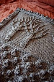 tree of crochet afghan pattern free the whoot