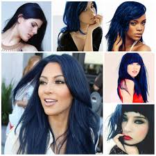Trendy Colors 2017 Blue Black Hair Color Ideas 2016 Haircuts Hairstyles 2017 And