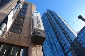 bird themed meeting rooms and plenty of food inside twitter hq
