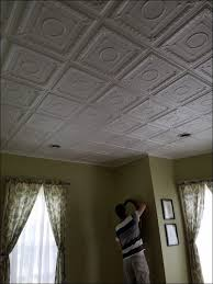 Suspended Ceiling Tiles Price by Furniture Wonderful How To Paint Ceiling Tiles White Ceiling