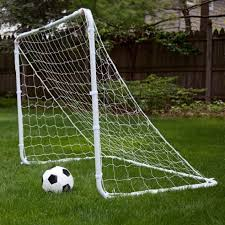 cheap soccer goals for backyard 8 franklin competition steel