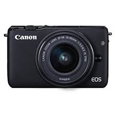 amazon com canon eos m100 mirrorless camera w 15 45mm lens wi