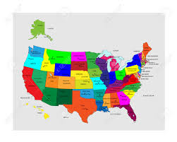Printable Map Of United States by United States Map Nations Online Project Usa Map Bing Images