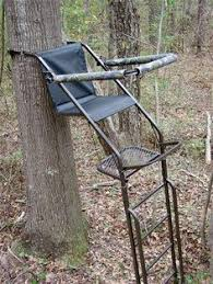 ladder tree stand ameristep 16 two solid steel seat